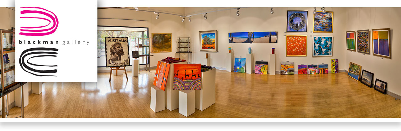 Blackman Gallery header image